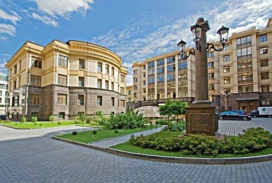 Сопровождение сделки с недвижимостью в Москве ЖК Остоженка палас